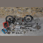 1927 Terrot 350cc H Frame No. 60644 Engine No. 56135