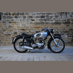 1950 Norton 500cc Dominator 7 Frame No. 48480 Engine No. 18480