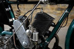 1928 Terrot 247cc Model FT Tourisme Frame no. 68273