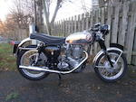 Fully restored by Robin James Engineering,1961 BSA 610cc DBD34 Gold Star Frame no. CB32 10397 Engine no. DBD34GS 5901 (see text)