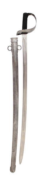 An 1885 Pattern Cavalry Trooper's Sword