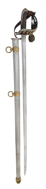 An 1834 Pattern 2nd Lifeguards Officer's Dress Sword