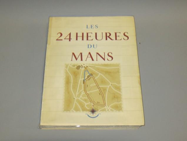 Roger Labric: Les 24 Heures du Mans 1923-1939;