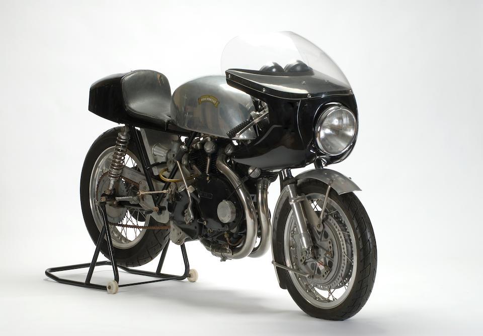 Property of a deceased's estate,1968 Egli-Vincent 998cc Racing Motorcycle Frame no. EV7 Engine no. F10AB/1B/6903