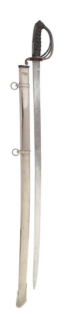A Regimental Officer's Sword of the Cape Mounted Rifles