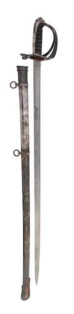 A Presentation Rifle Officer's Sword
