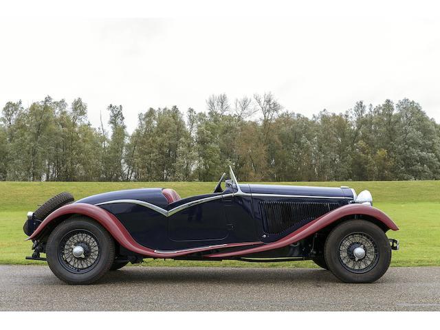 C.1932 Lancia Dilambda