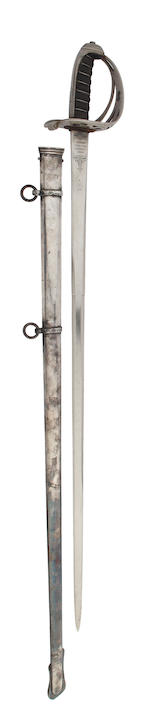 A Regimental 1854 Pattern Officer's Sword of the Grenadier Guards