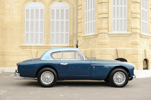 1956 Aston Martin DB2/4 Mark II Notchback