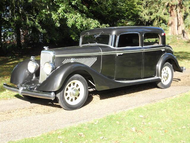 1934 Panhard X72 Panoramique