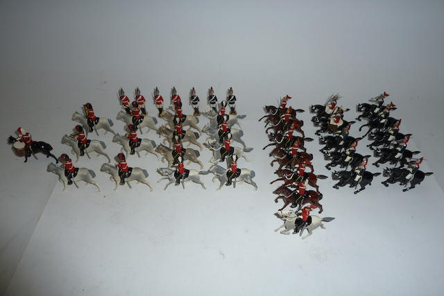 Britains Household Cavalry, Dragoon Guards and Dragoons 44