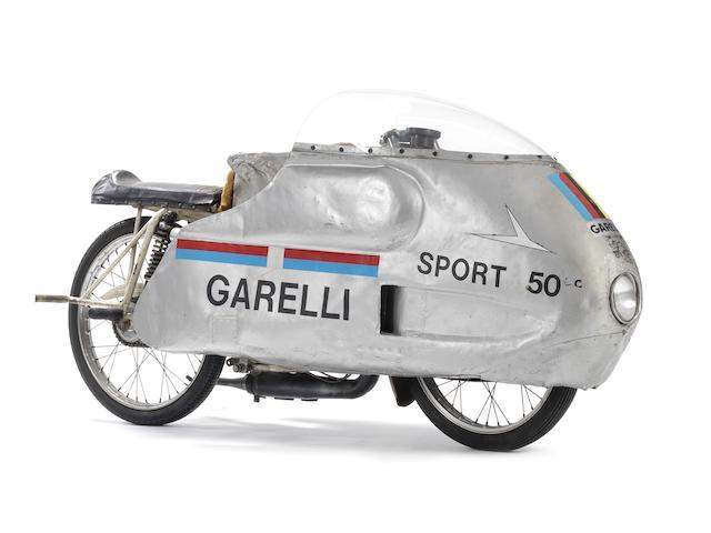1963 Garelli 50cc Monza