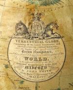 A John Smith 18-inch terrestrial library globe,  English,  1820-29,