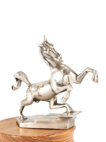 Hmber Horse mascot
