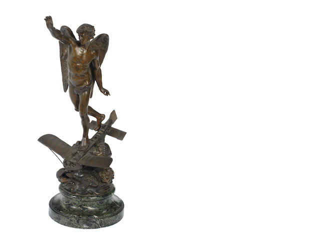 Aviation bronze,