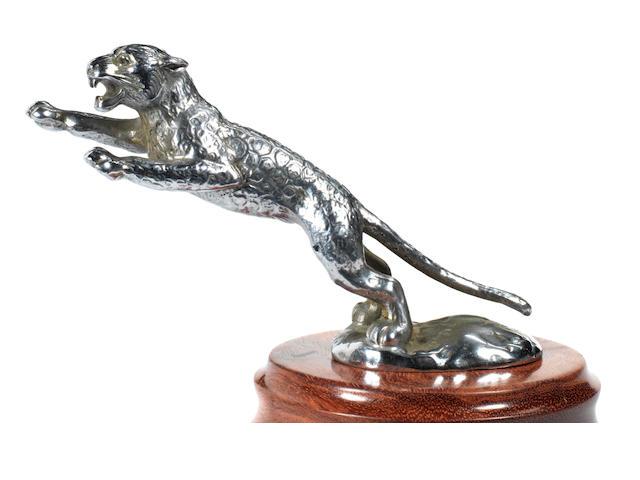 Desmo SS Jaguar mascot,