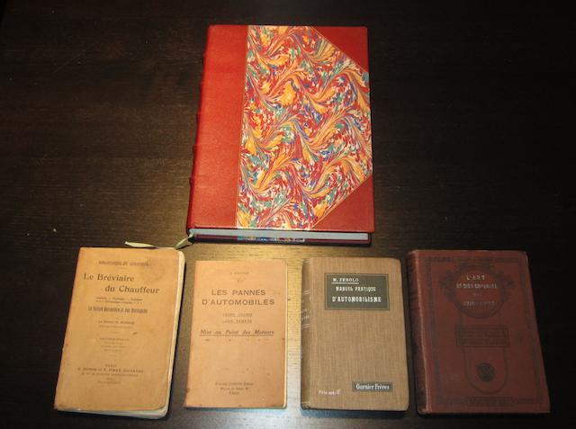 Octave Uzanne: La Locomotion dans L'Histoire;