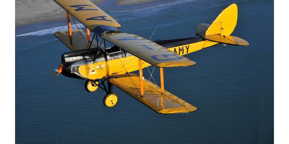 1929 De Havilland 60GMW Gipsy Moth
