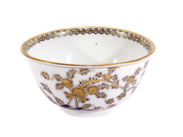 A Meissen waste bowl, circa 1735-40
