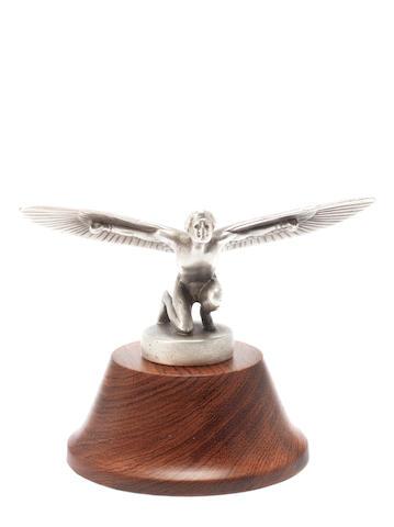Voisin Icarus mascot, by C H Paillet, A E Lejeune edition, (TBD)