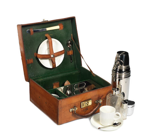 A Vickery 2-person picnic set,