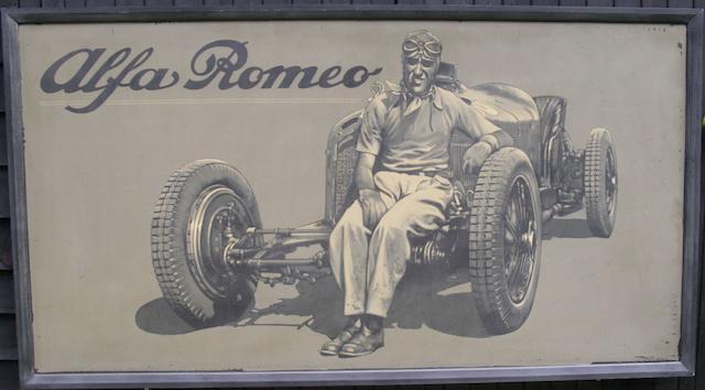 Tony Upson, « Nuvolari - Alfa Romeo »,