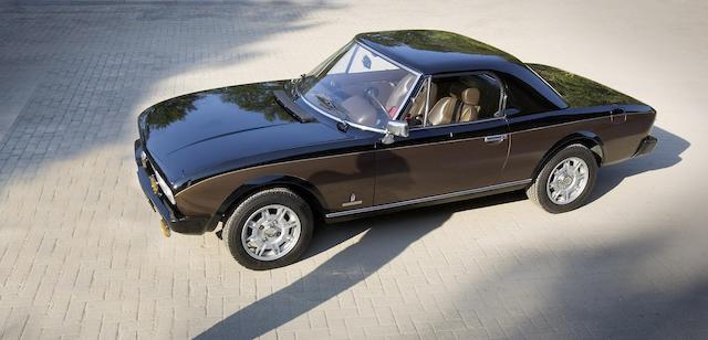 Personalisée par Henri Chapron,1982 Peugeot 504 2 litres cabriolet  Chassis no. VF3504B12C3699505