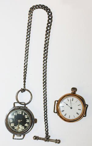 Two watches,