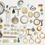 Assorted miscellaneous jewellery,