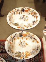 An extensive Spode Imari dinner service Early 19th century
