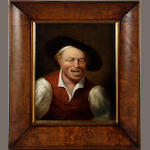 Dutch School, late 18th/early 19th Century Laughing man