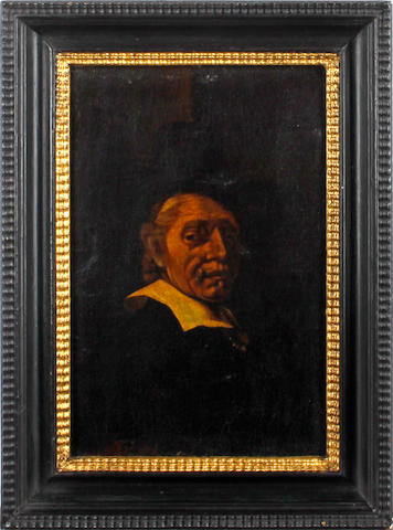 After Rembrandt Harmensz. van Rijn Portrait