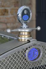 1927 Delage DI Coupé Chauffeur  Engine no. 18789