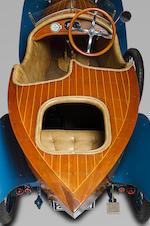 1922 Amilcar skiff