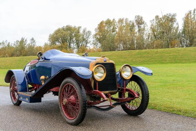1922 Mors 30 HP Torpédo deux places  Engine no. 26104