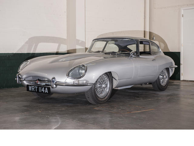 1963 Jaguar E-Type S1 Coupé