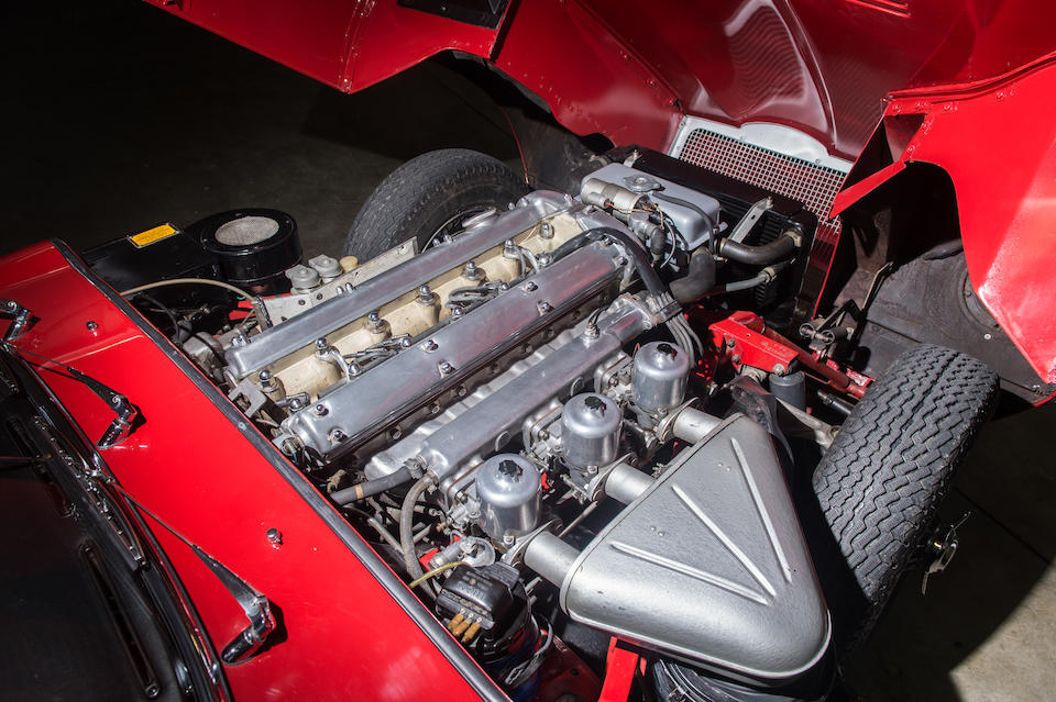 1965 Jaguar Type E 'Série 1' 4.2-Litre Roadster  Chassis no. 1E10385 Engine no. 7E2034-8