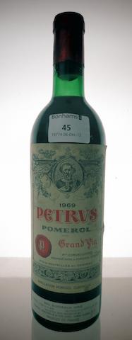 Pétrus 1969 (1)
