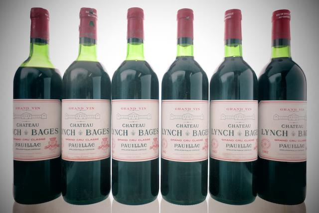 Chateau Lynch-Bages 1982 (12)