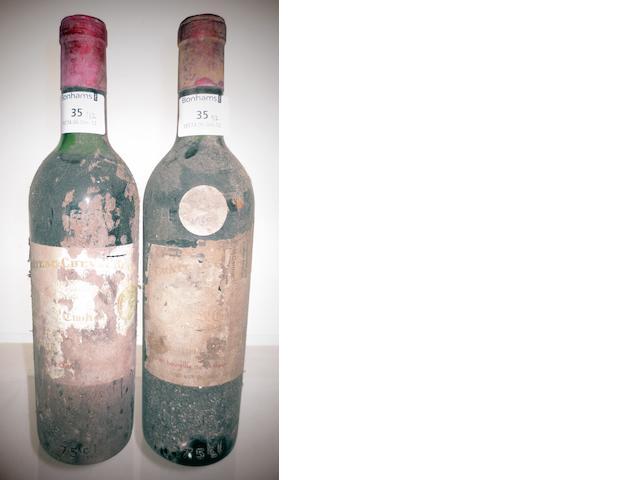 Chateau Cheval Blanc 1960 (2)