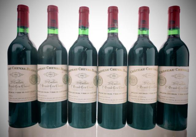 Chateau Cheval Blanc 1982 (12)