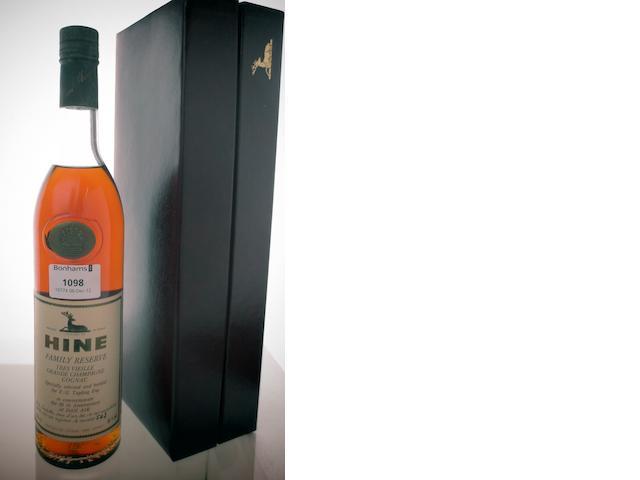 Hine Family Reserve Très Vieille Grande Champagne Cognac (1)