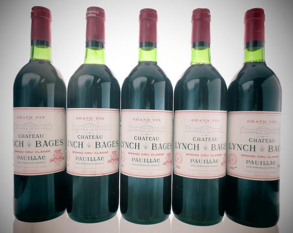 Chateau Lynch-Bages 1982 (11)