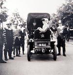 1901 De Dion Bouton Vis à Vis