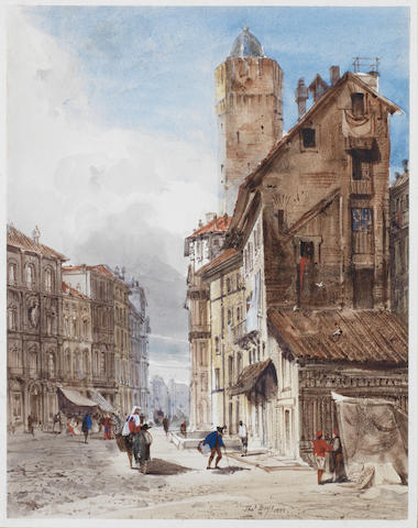 Thomas Shotter Boys, NWS (British, 1803-1874) Verona