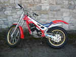1985 Honda RTL250S Trials Motorcycle Frame no. RTL250SF-5593 Engine no. RTL250E-0005695