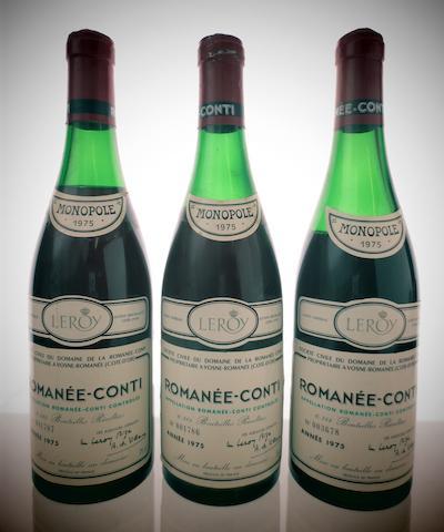 Romanée-Conti 1975 (3)