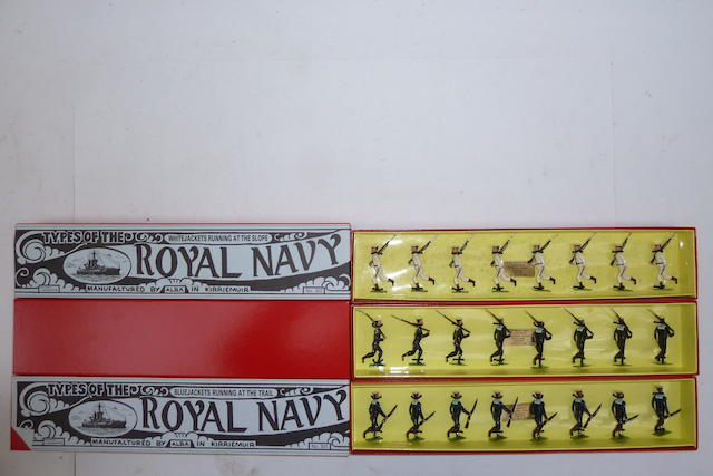 Alba Miniatures, Royal Navy and Soldiers of the Empire 89