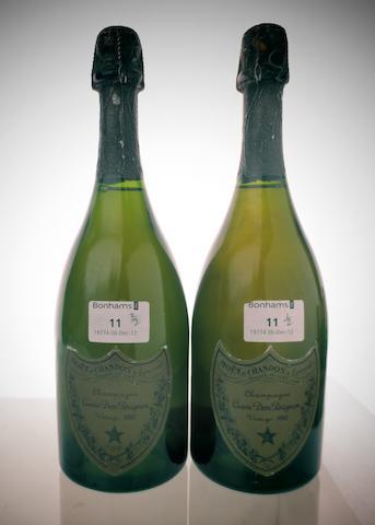 Dom Pérignon 1980 (1)<BR />Dom Pérignon 1982 (1)