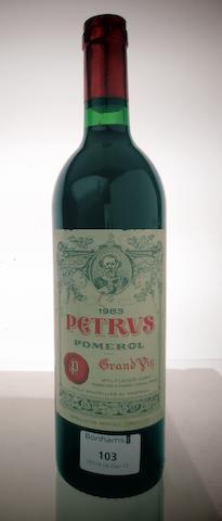 Pétrus  1983 (1)